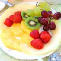 MINI FRESH FRUIT PLATE